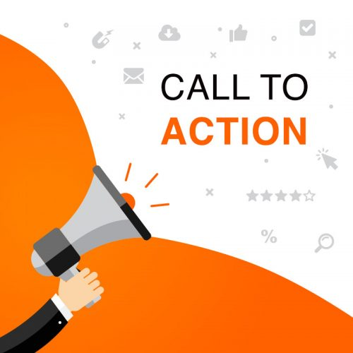 Provide a clear call to action